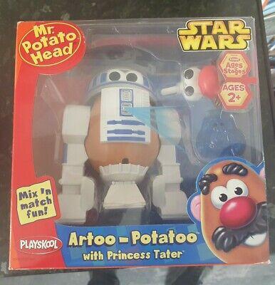 Mr Potato Head Starwars Artoo Potatoo Still Sealed