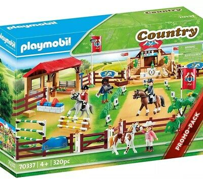 Playmobil Country Large Equestrian Tournament Playset -