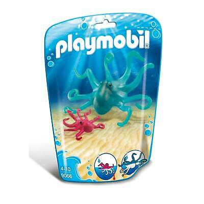 Playmobil  Family Fun Octopus with Baby Animals Colour