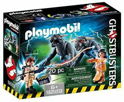 Playmobil  - GHOSTBUSTER WITH ZUUL