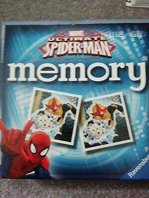 Ravensburger Marvel Ultimate Spiderman Memory Marching Pairs