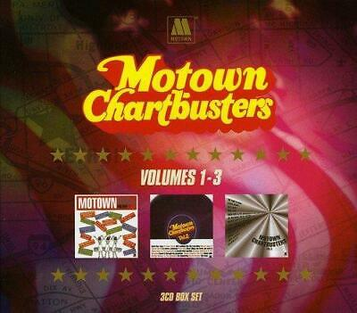 Motown Chartbusters Vol 1 To 3 Triple Set, Various Artists,