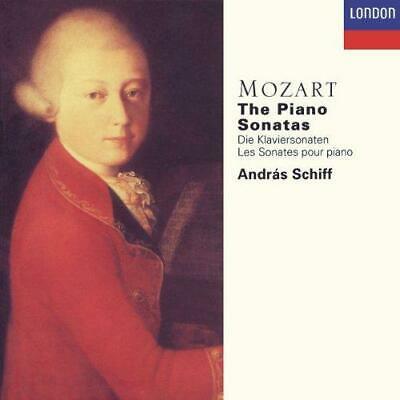 Mozart: The Piano Sonatas, Andrs Schiff, Good Box set