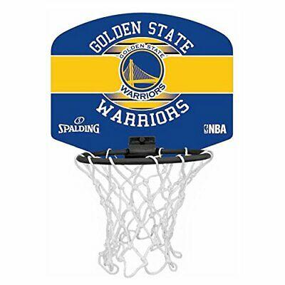 Spalding Unisex's Nba miniboard Golden State Basketball,