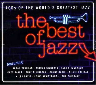 The Best Of Jazz, Various Artists, Good Box set