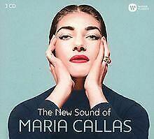 The New Sound Of Maria Callas by Callas,Maria