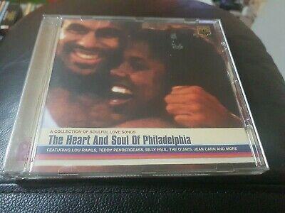 Various - Heart and Soul of Philadelphia - Various CD TLVG