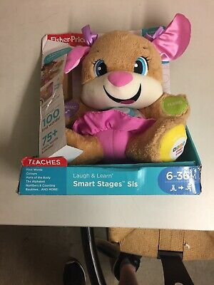 Fisher-Price FPP51 Laugh and Learn Smart Stages First Words