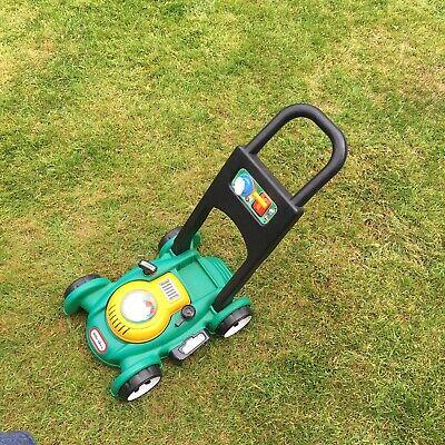 Kids Toy Lawn Mower Gas & Go Children Boys Girls Play