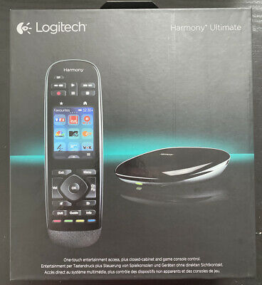 Logitech Harmony Ultimate Universal Remote Control - Black