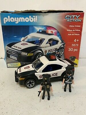 Playmobil  City Action Police Car Cruiser Boxed