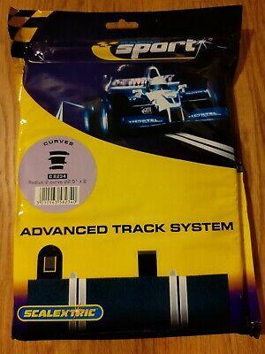 Scalextric C Sport Track Radius 2 Curve