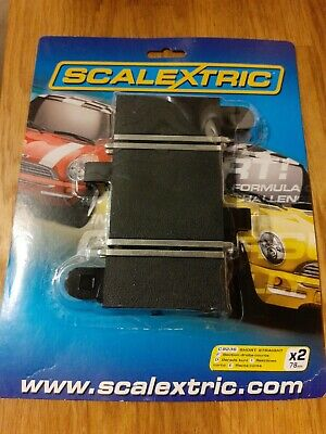 Scalextric C Sports Track Short Straight - 78 mm, 2