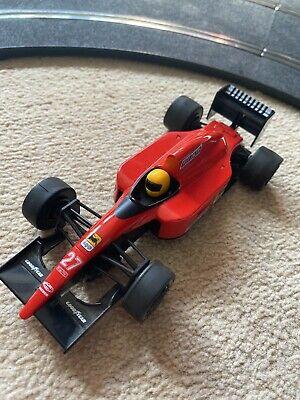 Scalextric C319 Ferrari 643 No 27 Alain Prost F1 Formula 1