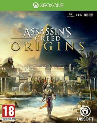 Assassin's Creed Origins (Microsoft Xbox One)