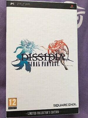 Dissidia Final Fantasy -- Special Edition (Sony PSP, )