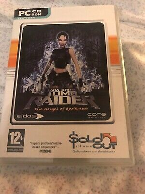 LARA CROFT Tomb Raider The Angel Of Darkness PC CD-ROM Games