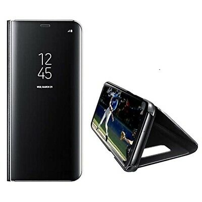 Samsung Clear View Cover for Galaxy S10+ - Black