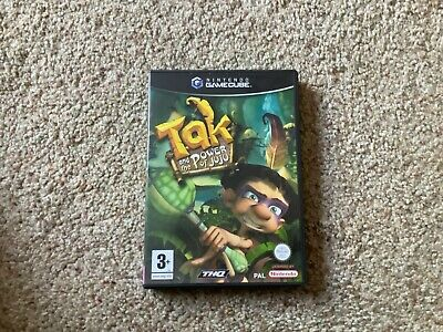 Tak and the Power of Juju (Sony PlayStation ) Cw