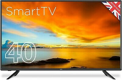 Cello C40RTS 40″ Full HD LED Smart TV with Wi-Fi and