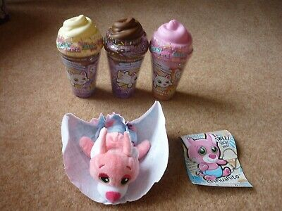 Cutetitos - Babitos - Series 2 - Ice Creamitos - Vanillito