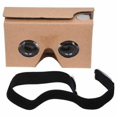 For Google Cardboard V2 3D Glasses VR Valencia Fit 6Inch