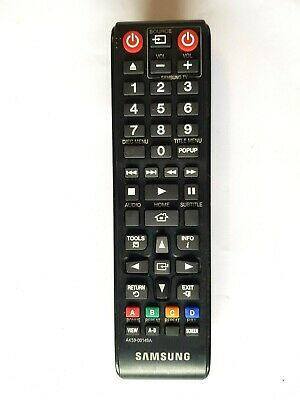 Genuine Samsung AKA Blu-ray Remote For BD-F
