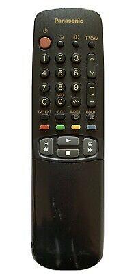 Original Panasonic EUR TV/VCR Remote Control For