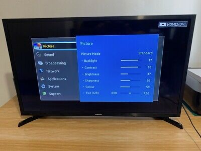 Samsung UE32NAKXXU 32 Inch Full HD LED TV Freeview HD