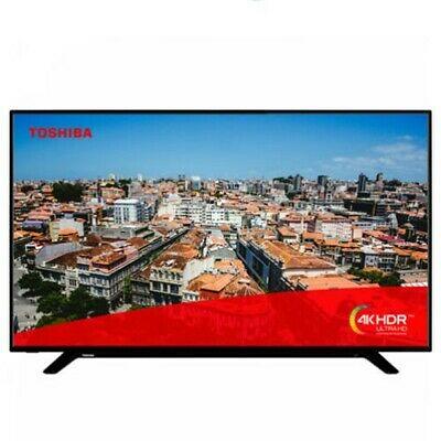 Toshiba 58UDB 58 Inch TV Smart 4K Ultra HD LED Freeview