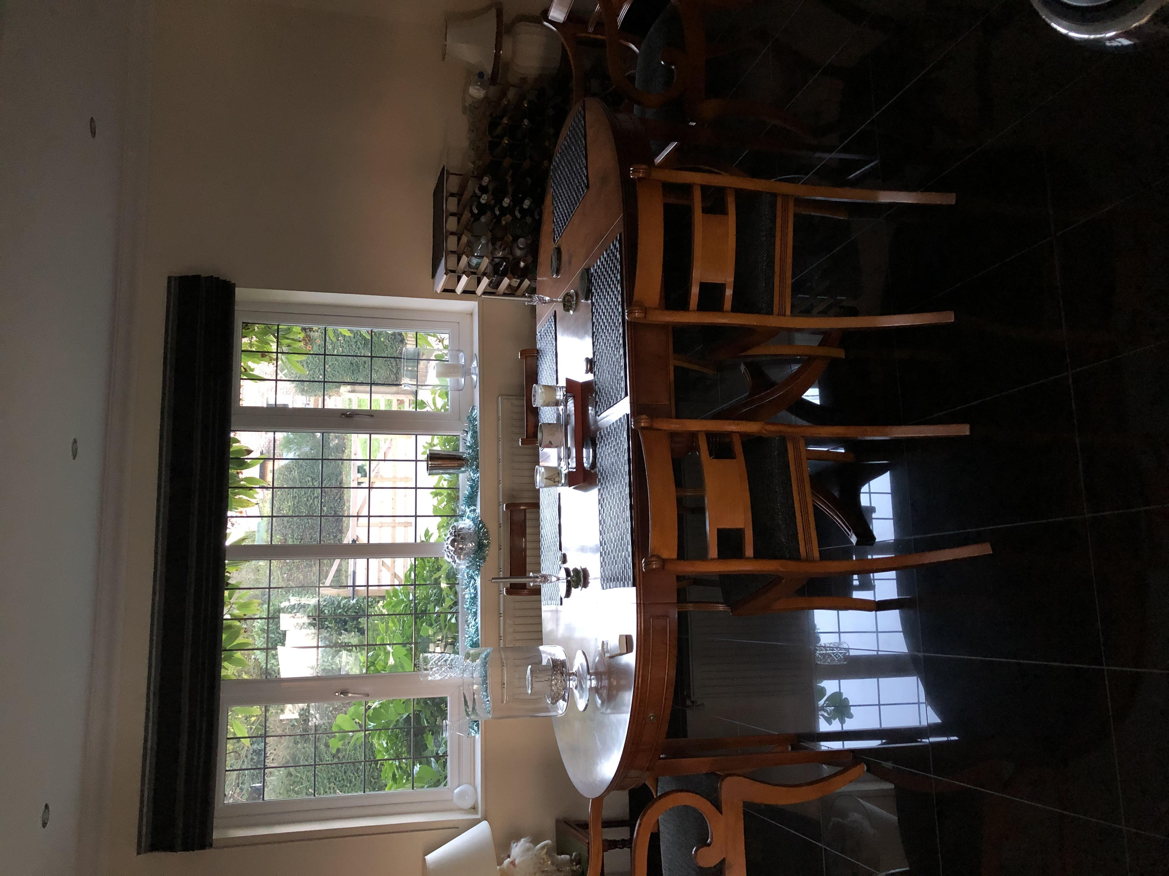 Bevan Funnel Antique Style Table and Chairs