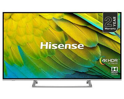 Hisense H55BUK 55 inch 4K UHD HDR Smart LED TV