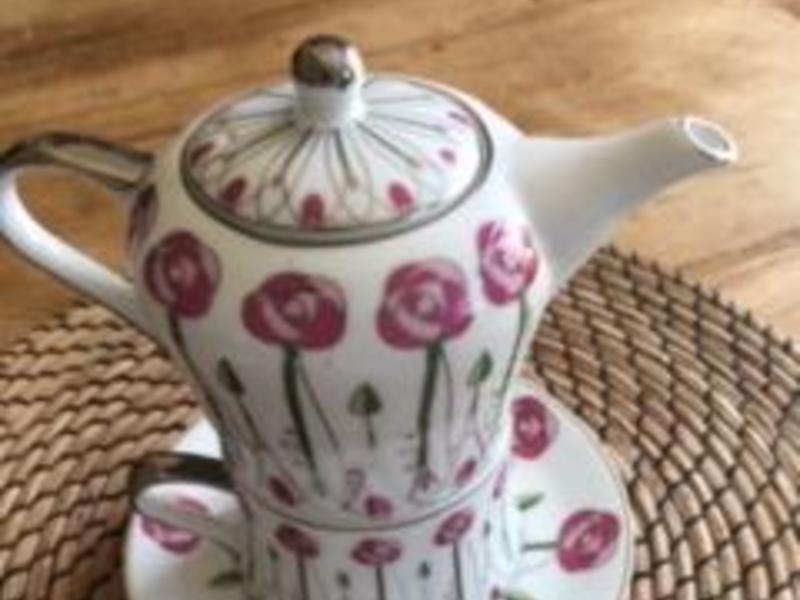 The Leonardo Collection Tea for one