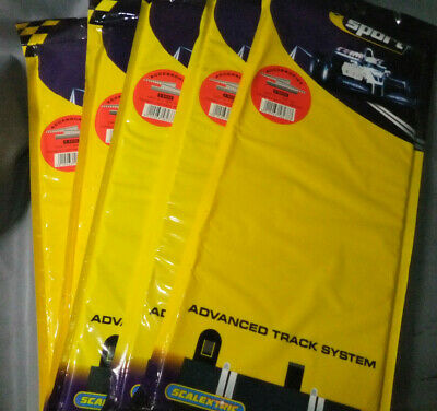 5 x Scalextric C Lead in / Lead Out Borders x  New