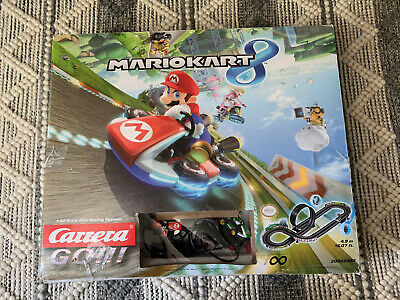 Carrera GO!!! Mario Kart 8 Slot Race Set 6+ Years