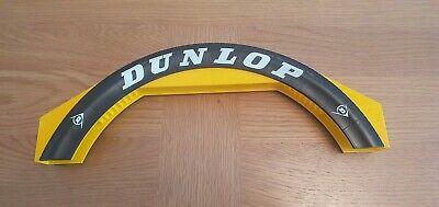 Classic Scalextric Track Side Accessory Dunlop Bridge C