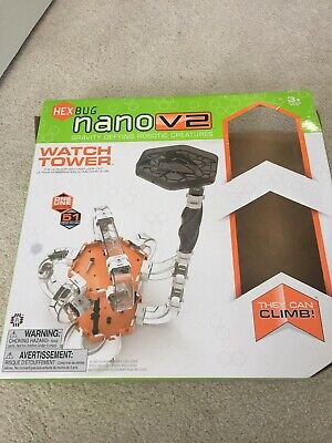 HEXBUG Nano V2 Watch Tower Construction Set