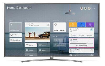 LG 75UNLB 75 Inch TV Smart 4K Ultra HD LED Freeview HD