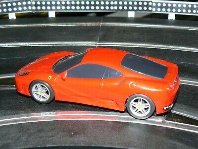 "LOVELY DIGITAL SCALEXTRIC C FERRARI F430 ""RED"" NR"