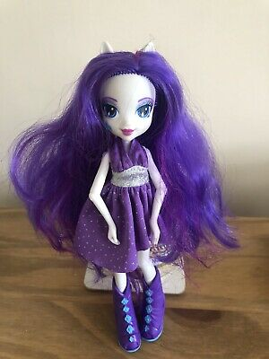 My Little Pony Rarity Equestria Girls Doll