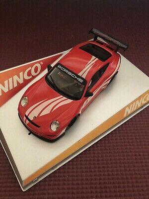 NINCO DIGITAL PORSCHE 997 RED #4