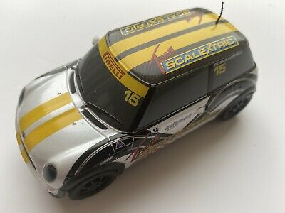 Scalextric - C - BMW Mini Cooper S - 'Team Scalextric'