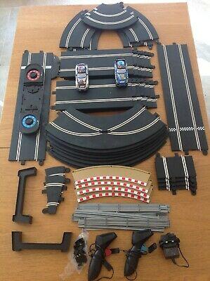 Scalextric C BTCC Touring Car Racing set + loads of