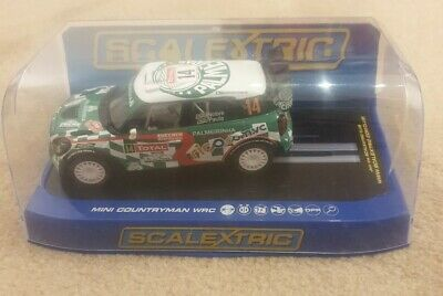 Scalextric C Mini Countryman WRC No.14 Rallye Monte