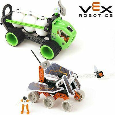 VEX Robotics Hex Bug Explorer Construction Set - Building