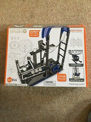 VEX Robotics Hook Shot Ball Machine 3-in-1 Construction Kit