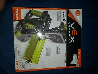 VEX Robotics Snap Shot Rapid Fire Ball Launcher Set by