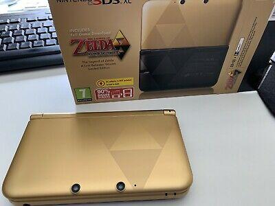 Nintendo 3DS XL The Legend of Zelda: A Link Between Worlds