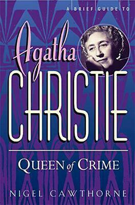 A Brief Guide To Agatha Christie by Cawthorne, Nigel, NEW