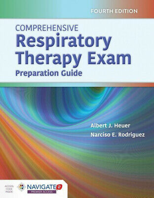 Comprehensive Respiratory Therapy Exam Preparation by Albert